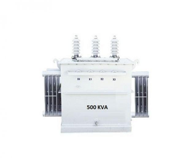 Transformador Trifásico 500KVA