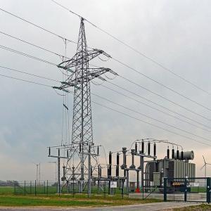 Manutenção transformadores de potência